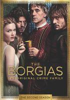 Cover image for The Borgias. Season 2, Complete