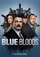 Cover image for Blue bloods. Season 4, Complete [videorecording DVD]