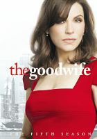 Cover image for The good wife. Season 05, Complete [videorecording DVD]