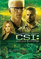 Cover image for CSI. Season 14, Complete [videorecording DVD] : Crime scene investigation