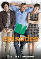 Cover image for Episodes. Season 1, Complete