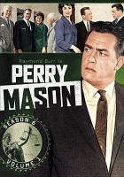 Cover image for Perry Mason. Season 6, Vol. 1
