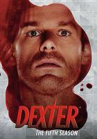 Cover image for Dexter. Season 5, Complete [videorecording DVD]