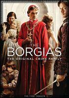 Cover image for The Borgias. Season 1, Disc 2 the original crime family