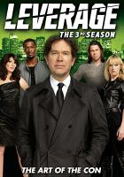 Cover image for Leverage. Season 3, Disc 1