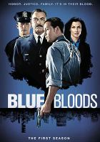 Cover image for Blue bloods. Season 1, Complete