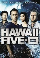 Cover image for Hawaii Five-0. Season 02, Complete