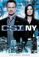 Cover image for CSI: NY. Season 8, Complete