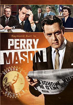 Cover image for Perry Mason. Season 1, Vol. 2