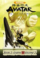 Cover image for Avatar, the last airbender. Book 2, Earth, Disc 2