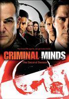 Cover image for Criminal minds. Season 02, Complete