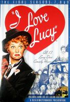 Cover image for I love Lucy. Seasons 7, 8 & 9