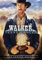 Cover image for Walker, Texas Ranger. Season 4, Complete [videorecording DVD]