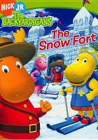 Cover image for The Backyardigans. The snow fort