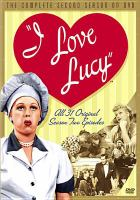 Cover image for I love Lucy. Season 2, Complete