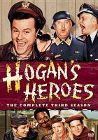 Cover image for Hogan's heroes. Season 3, Complete