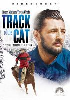 Cover image for Track of the cat [videorecording DVD]
