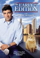 Cover image for Early edition. Season 1, Disc 1