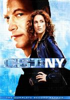 Cover image for CSI: NY. Season 2, Complete [videorecording DVD]