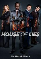 Cover image for House of lies. Season 2, Complete [videorecording DVD]