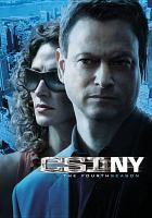 Imagen de portada para CSI: NY. Season 4, Complete [videorecording DVD]