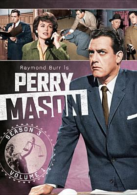 Cover image for Perry Mason. Season 3, Vol. 1