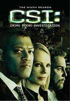 Cover image for CSI. Season 09, Complete Crime scene investigation