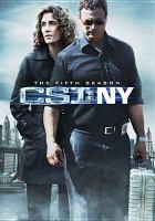 Cover image for CSI: NY. Season 5, Disc 1