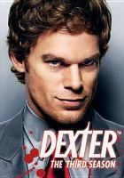 Cover image for Dexter. Season 3, Complete