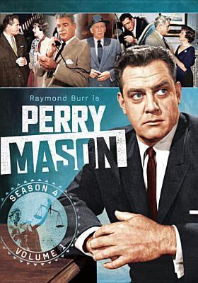 Cover image for Perry Mason. Season 4, Vol. 1