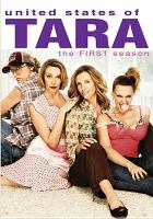Cover image for United States of Tara. Season 1, Complete [videorecording DVD]