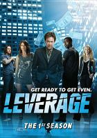 Cover image for Leverage. Season 1, Complete