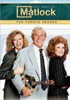 Cover image for Matlock. Season 4, Complete