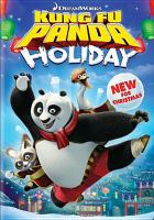Cover image for Kung fu panda holiday