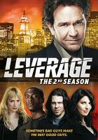 Cover image for Leverage. Season 2, Disc 2