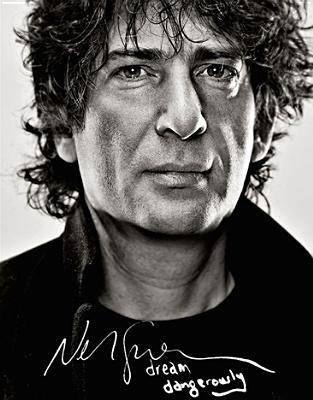 Imagen de portada para Neil Gaiman [videorecording Blu-ray] : dream dangerously