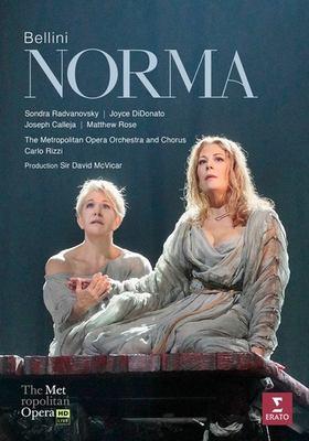Cover image for Bellini Norma [videorecording DVD]