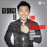 Cover image for Live at the Mariinsky