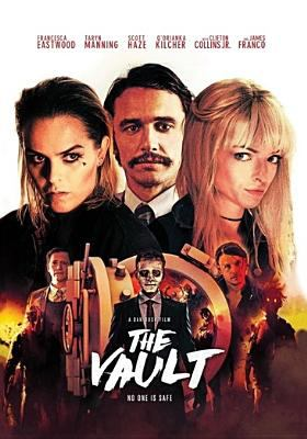 Cover image for The vault [videorecording DVD] (James Franco version)