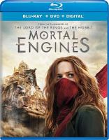 Cover image for Mortal engines [videorecording Blu-ray]