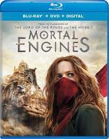 Imagen de portada para Mortal engines [videorecording Blu-ray]