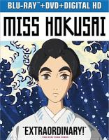 Cover image for Miss Hokusai [videorecording Blu-ray]