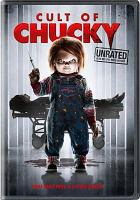 Cover image for Cult of Chucky [videorecording DVD]