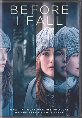 Cover image for Before I fall [videorecording DVD]