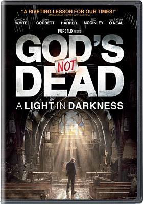 Cover image for God's not dead. A light in darkness [videorecording DVD]