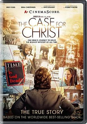Cover image for The case for Christ [videorecording DVD]