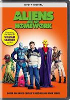Cover image for Aliens ate my homework [videorecording DVD]