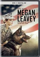 Cover image for Megan Leavey [videorecording DVD]