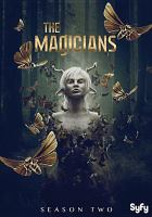 Cover image for The magicians. Season 2, Complete [videorecording DVD].