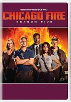 Cover image for Chicago fire. Season 05, Complete [videorecording DVD].
